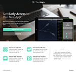 corp-app-landing-page